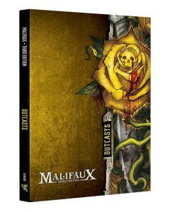 Wyrd Malifaux 3e: Outcast Faction Book