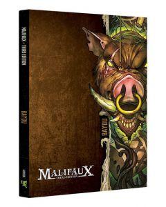 Wyrd Malifaux 3e: Bayou Faction Book