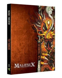 Wyrd Malifaux 3e: The Ten Thunders Faction Book