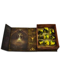 Elder Dice : Sign of the Yellow King Deluxe set
