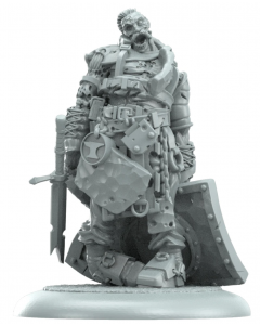 Guild ball Zombie Furnace