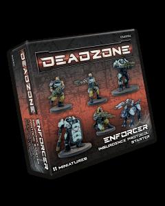 Mantic Deadzone V3. Enforcer Insurgence Protocol Starter (shipping 25oct)